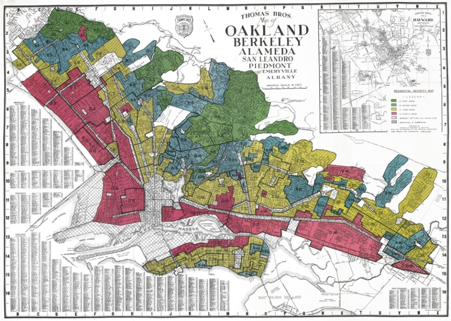 Redlining Legacy: Reduced Wealth In Black Community
