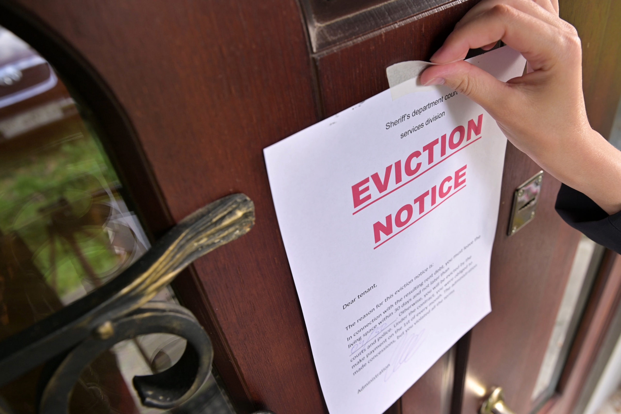 Eviction Bans Challenging Renters, Landlords